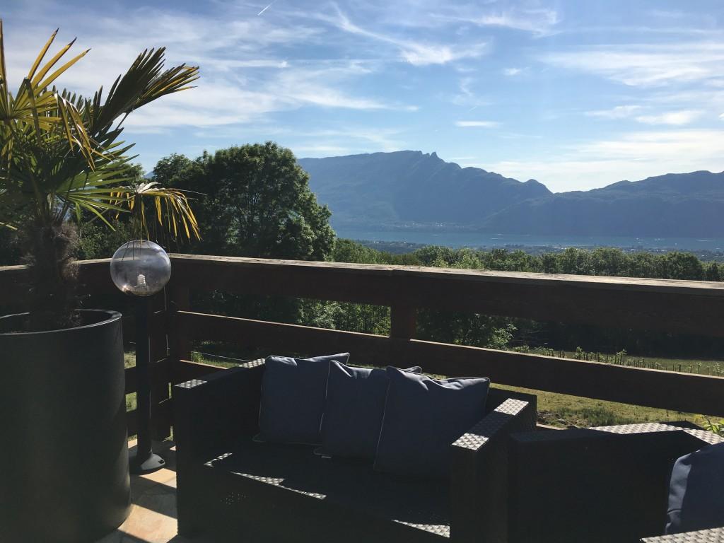 Chambre d'hotel à Aix les Bains